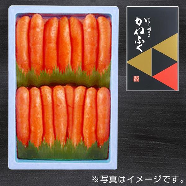 かねふく辛子明太子(1本もの 1kg)魚市場厳選