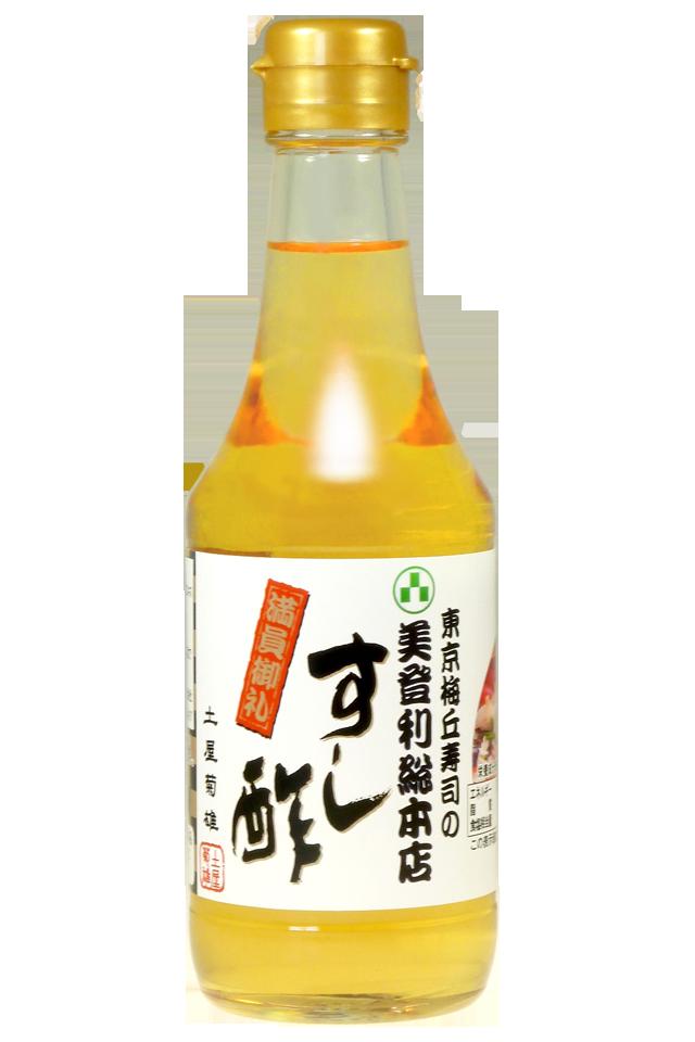梅丘 寿司の美登利総本店 すし酢 300ml