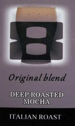 ディープローストブレンド(イタリアンロースト=極深煎り) コーヒー豆