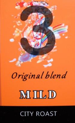 マイルドブレンド(シティロースト=中炒り) コーヒー豆