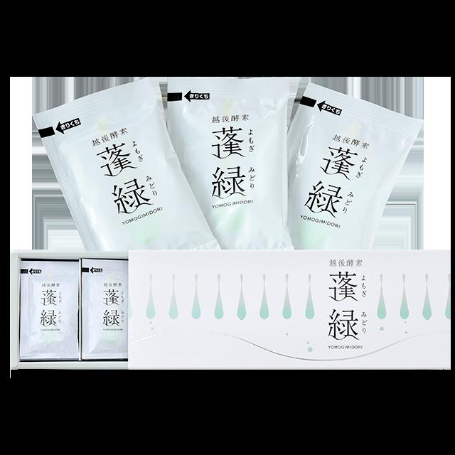 蓬緑(小袋タイプ 25ml×30包)