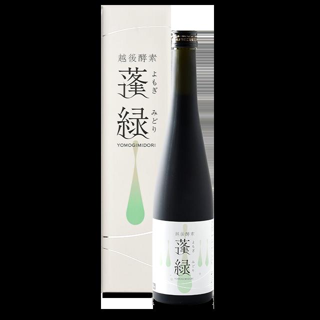 蓬緑(ボトルタイプ 500ml)