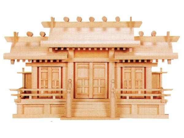 新寸唐戸三社(ひのき)