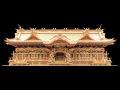 超高級神棚入母屋七社オリジナル高級神殿【光雲】