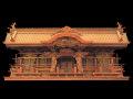 超高級屋久杉神棚切妻五社オリジナル高級屋久杉神殿【屋久王】