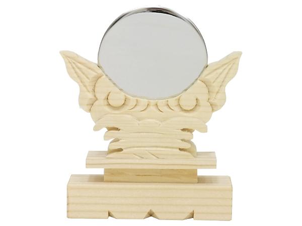 綺麗な鏡のお手頃神鏡