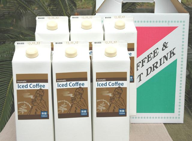 こだわりアイスコーヒー6本ギフト