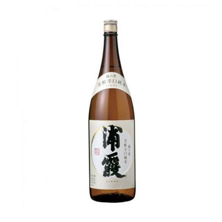 浦霞 芳醇辛口純米酒
