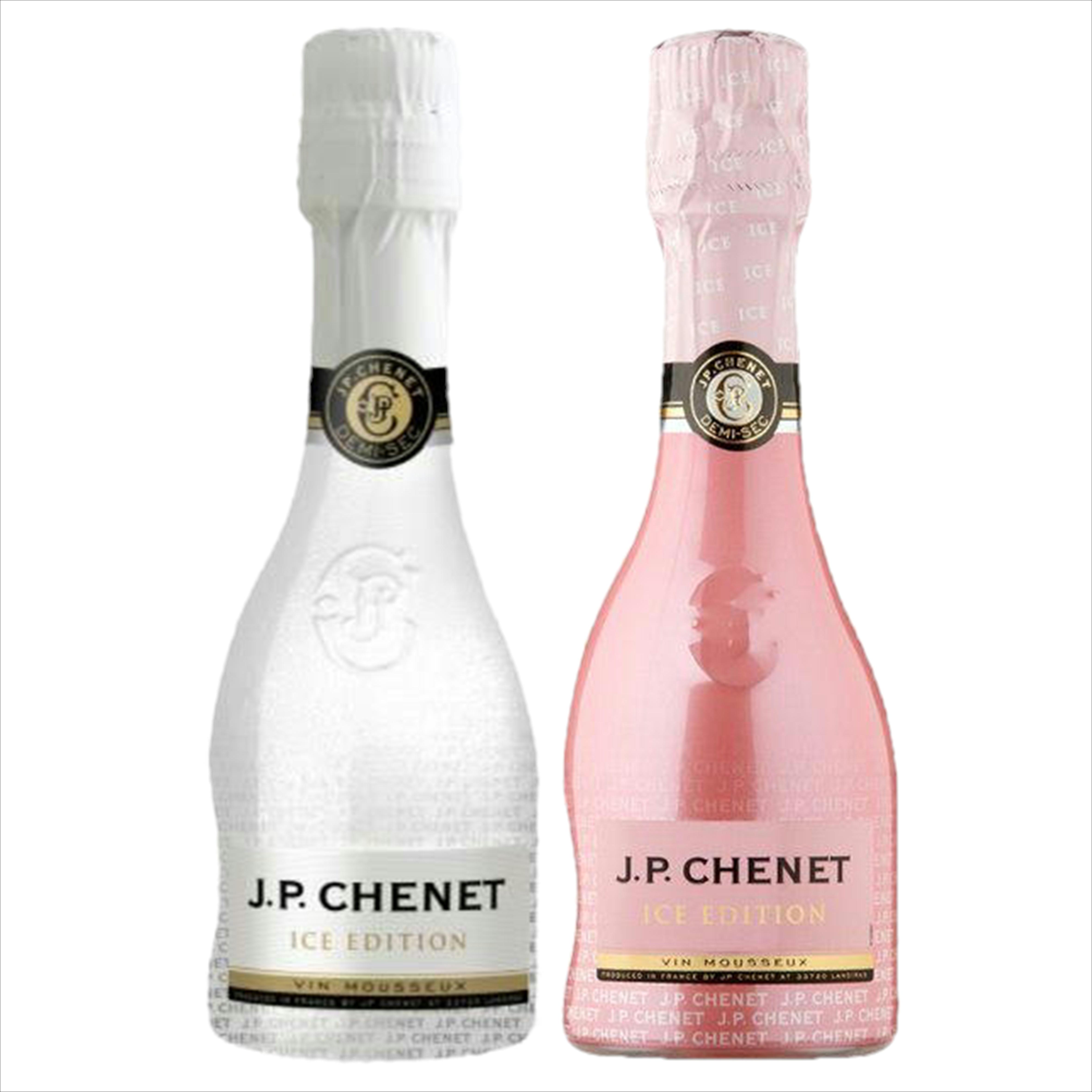 JP.シェネ アイスエディション 200mlベビーサイズ白&ロゼ バレンタインセット