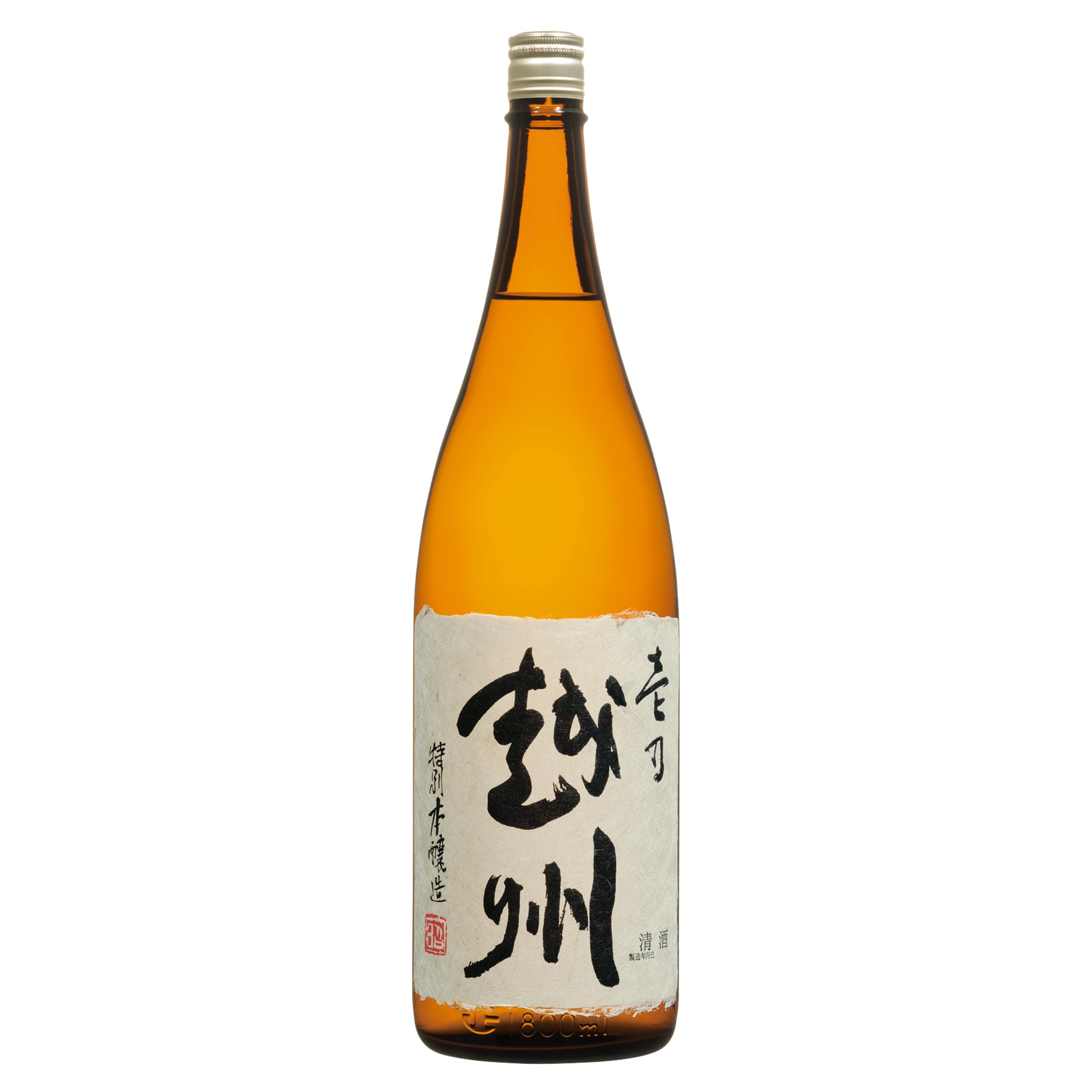 壱乃越州 特別本醸造