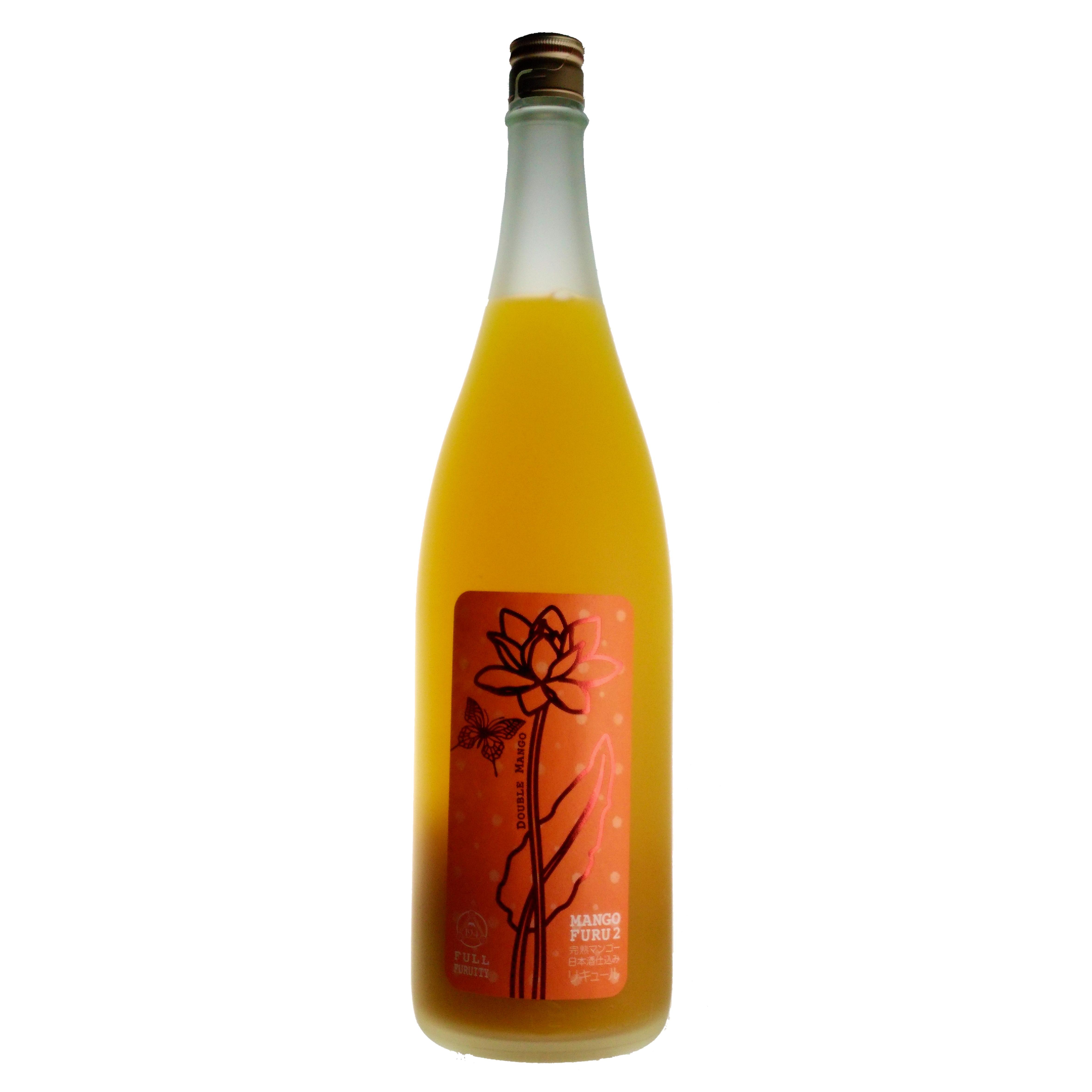 完熟フルフルマンゴー梅酒