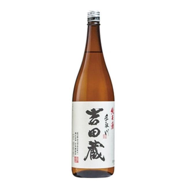 手取川 吉田蔵  純米酒