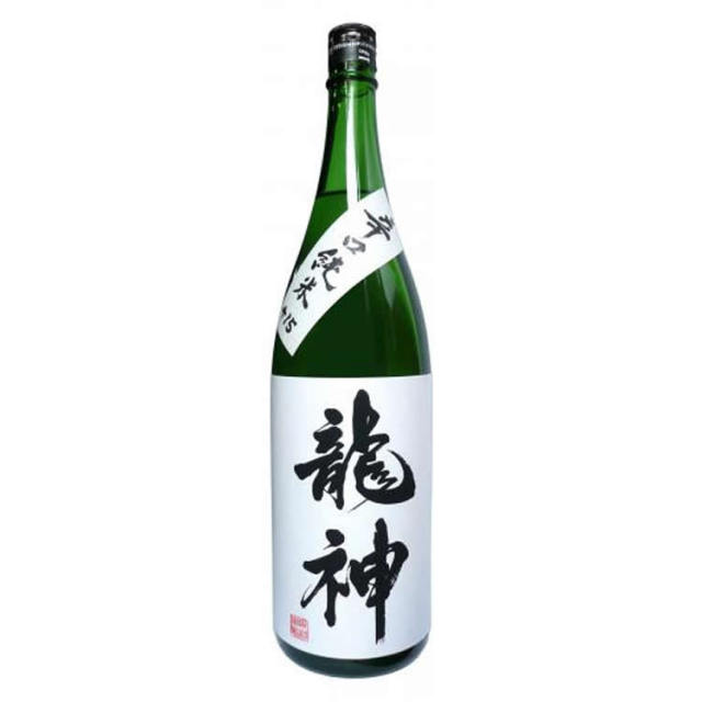 龍神 辛口純米 +15