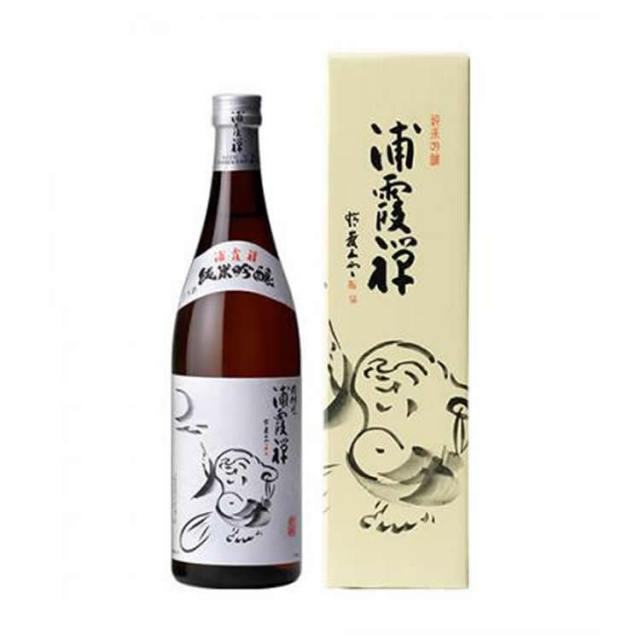 浦霞 禅(ぜん) 純米吟醸