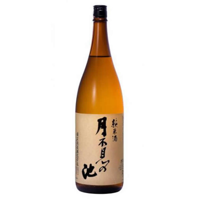 月不見の池 純米酒