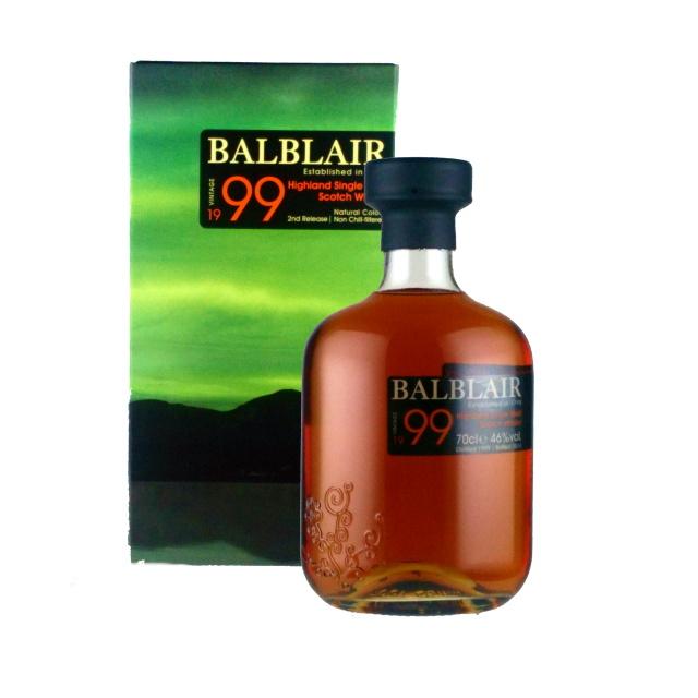 バルブレア シングルモルト 1999 700ml 【専用箱付】