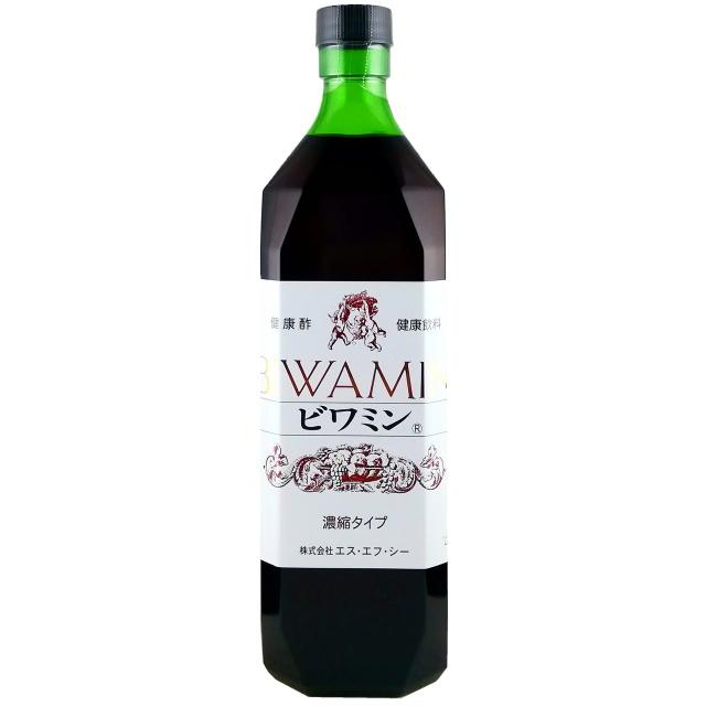 ビワミン 健康葡萄酢 720ml