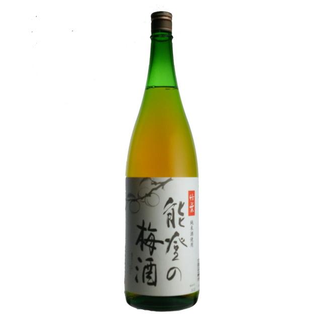 竹葉(ちくは) 能登梅酒 1800ml
