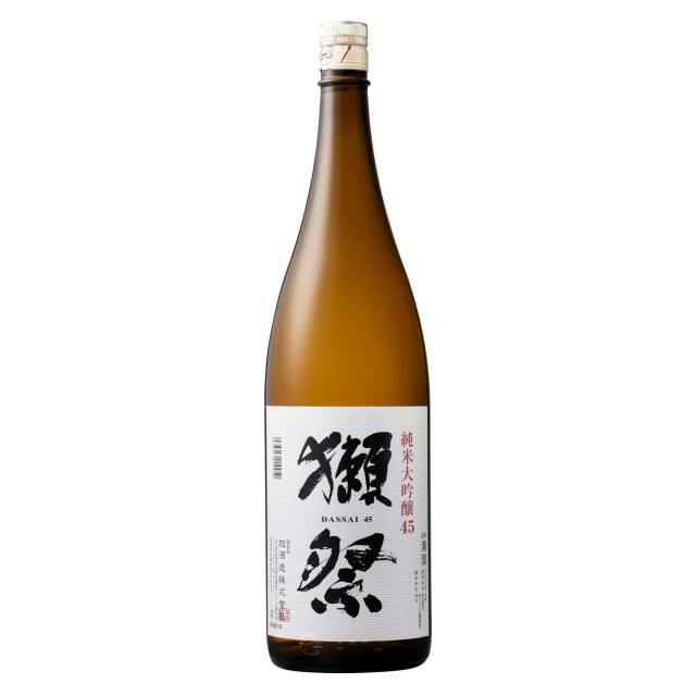 獺祭 純米大吟醸 磨き45