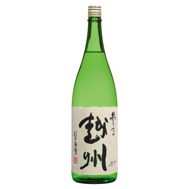 参乃越州  純米吟醸