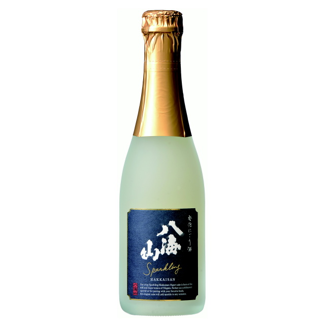 八海山 発泡にごり酒