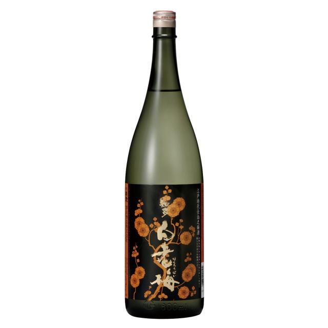 白老梅梅酒 純米吟醸 江戸時代仕込み