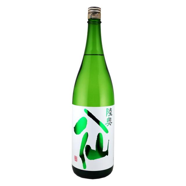 陸奥八仙 特別純米酒 緑ラベル
