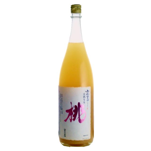 鳳凰美田 完熟もも酒 【要冷蔵】