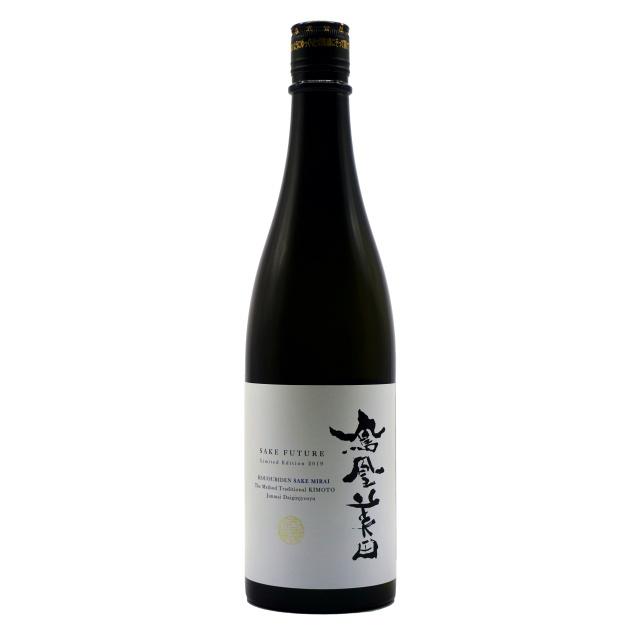【予約】鳳凰美田 酒未来「 -SAKE FUTURE-」 純米吟醸酒 生もと造り 火入れ 720ml