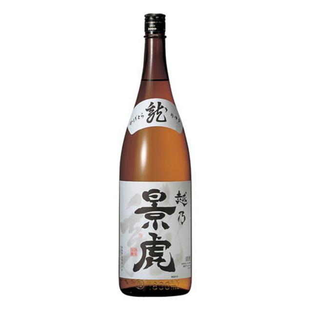 越乃景虎 龍 清酒 1800ml