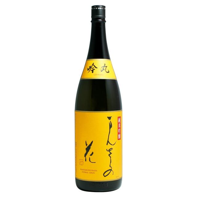 まんさくの花 吟丸(ぎんまる) 純米吟醸 1800ml
