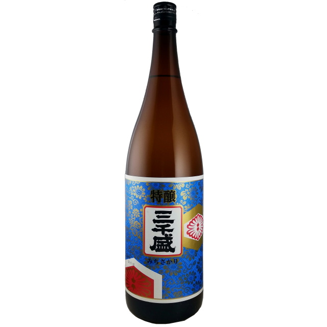三千盛(みちさかり) 特醸 1800ml
