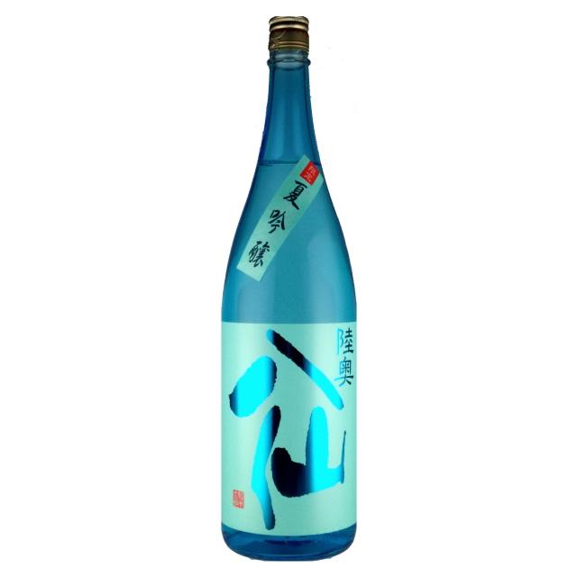 陸奥八仙 夏吟醸 ブルーラベル