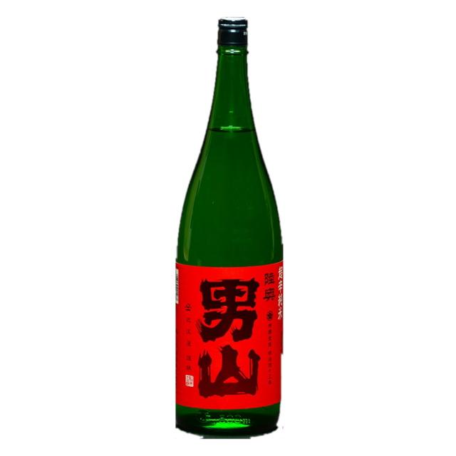 陸奥男山 超辛口純米酒 1800ml