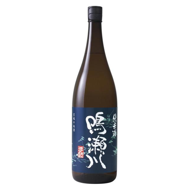 鳴瀬川 純米酒 1800ml