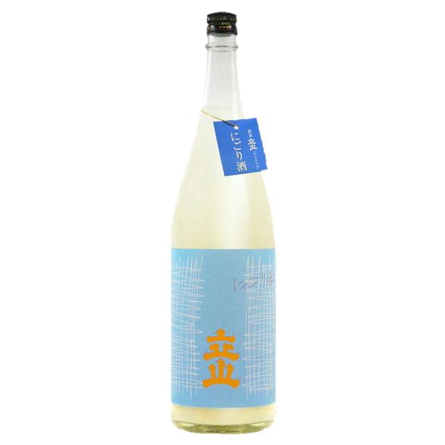 銀嶺立山 にごり酒 特別純米酒