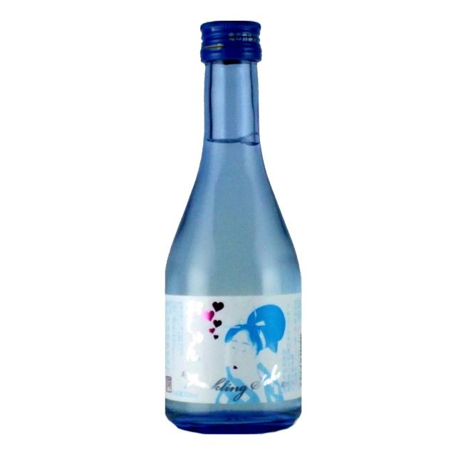 くどき上手 「Summer おしゅん」 スパークリング清酒 300ml