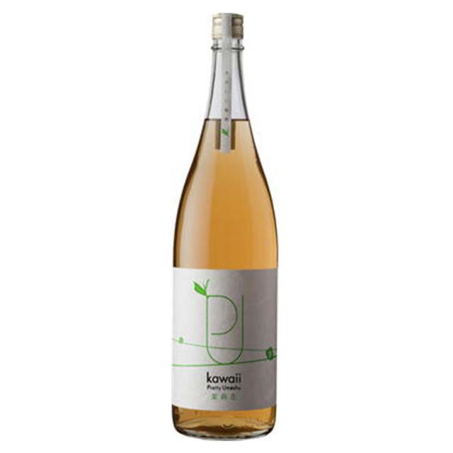 プリティー梅酒 kawaii ジャスミン 1800ml