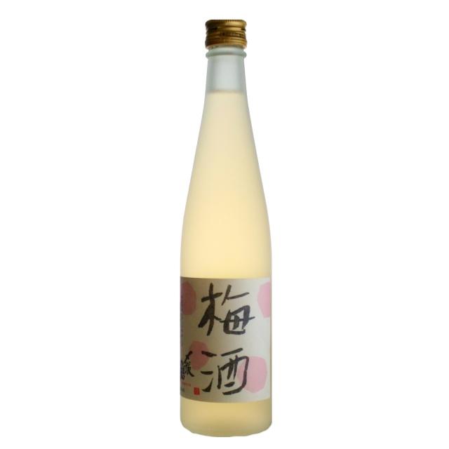 〆張鶴の梅酒 原酒仕込み 500ml