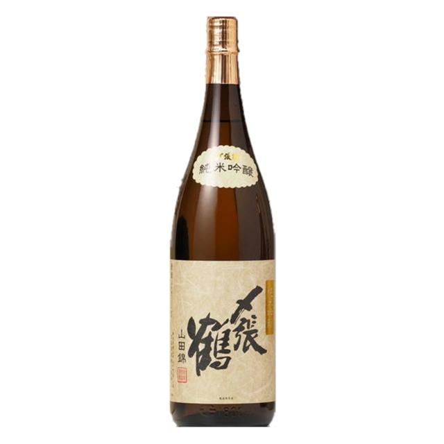 〆張鶴(しめはりつる) 山田錦 純米吟醸