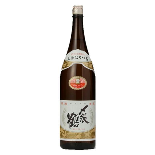 〆張鶴(しめはりつる) 雪 特別本醸造