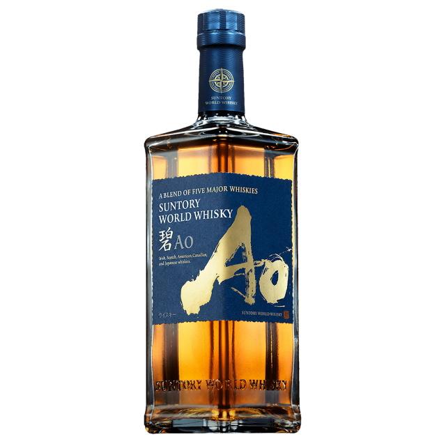 サントリー・ワールドウイスキー・碧(あお) 43% 700ml