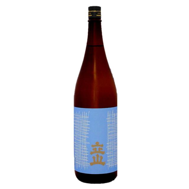銀嶺立山 本醸造 1800ml