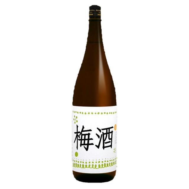 立山 梅酒 清酒仕込み 1800ml
