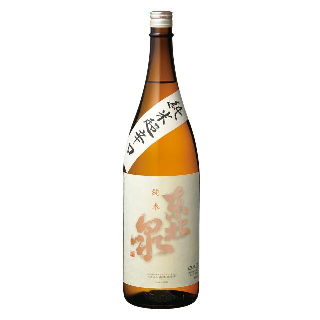東北泉 超辛口純米酒 1800ml
