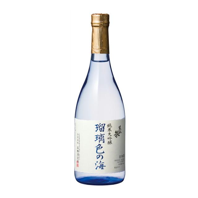 東北泉 瑠璃色の海 純米吟醸