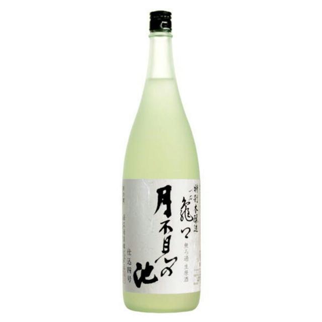 月不見の池 亀口 特別本醸造 無濾過生原酒