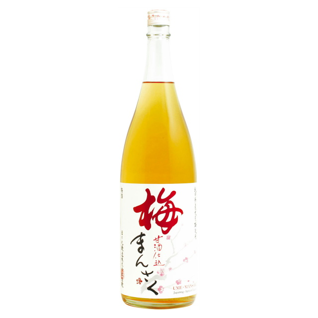 梅まんさく 甘酒仕込み 1800ml