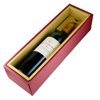 ワイン 750ml 1本用BOX