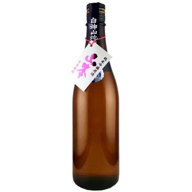 山本 純米吟醸 6号酵母 生酒 720ml